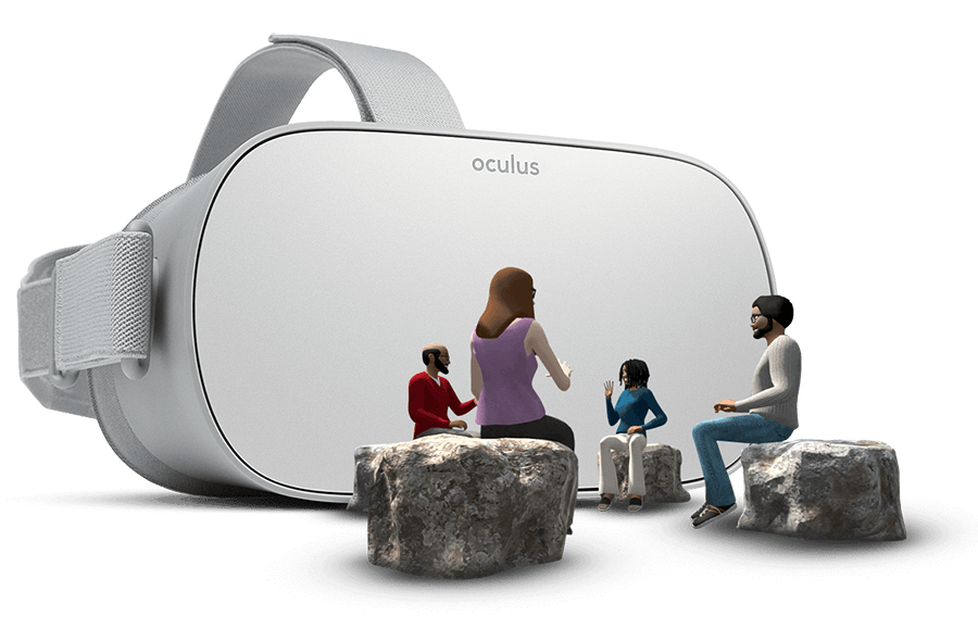 vTime XR: Social AR and VR - Out Now for Oculus Go, Samsung Gear VR